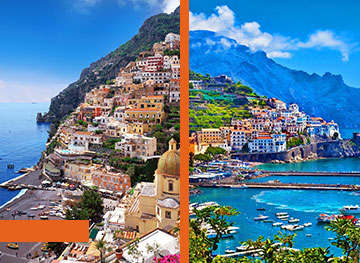 Tour of Sorrento & Amalfi Coast