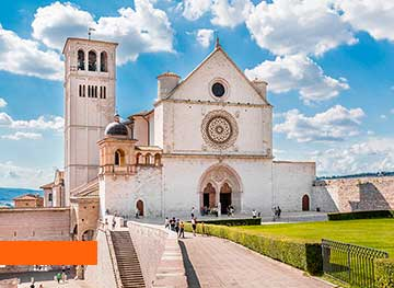 Tour of Assisi